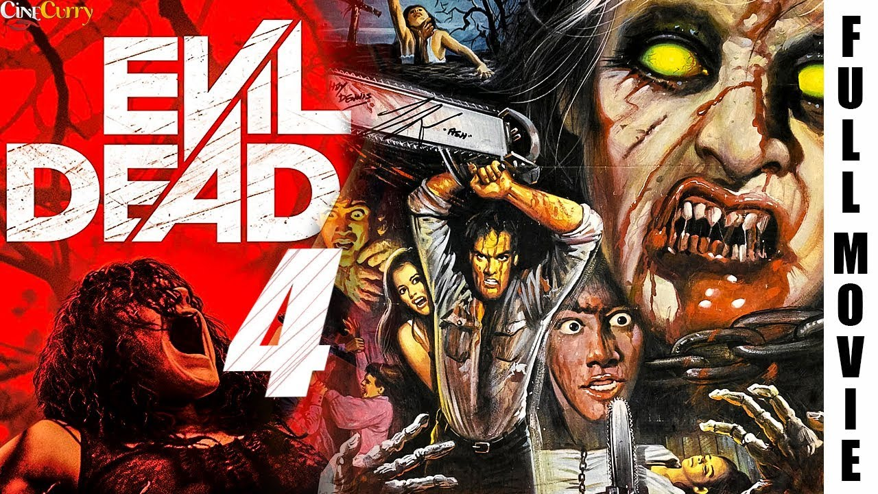 Evil Dead 4 | Hollywood Dubbed Movie In Hindi | Gordon Liu,Louis Fan