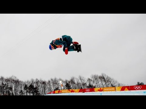 Winter Olympics 2018 Live: Scotty James, Shaun White Halfpipe finals