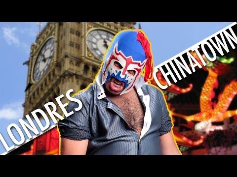 China - Me fui a pinche Inglaterra y pasé por el puto ChinaTown a desparramar mi jugosidad Si quieres mis máscaras y playeras originales, haz tus pinches pedidos aquí... http://www.escorpiondoradooficia...