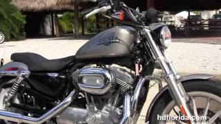 1. Used 2009 Harley Davidson Sportster 883 Low Motorcycles for sale