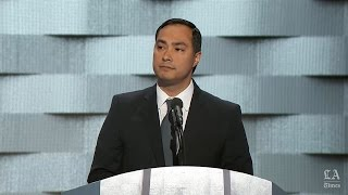 Joaquin (TX) United States  City new picture : Rep. Joaquin Castro of Texas speaks at the Democratic National Convention