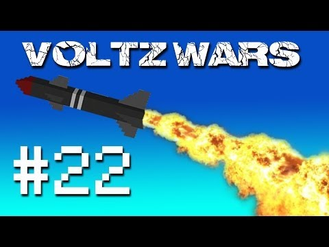 Minecraft Voltz Wars - Batteries! #22