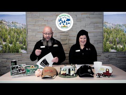 Camping Corner - Episode 8 (Camping Hacks, Sealing Tips, and RV Renovations)