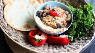 Plov (arroz com carne)