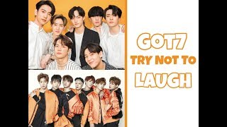 Video GOT7 TRY NOT TO LAUGH MP3, 3GP, MP4, WEBM, AVI, FLV April 2019