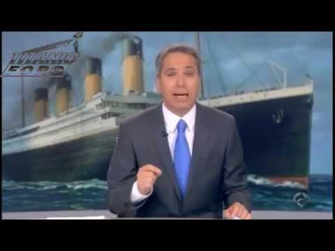 El TITANIC navegará en 2016 - Tele5