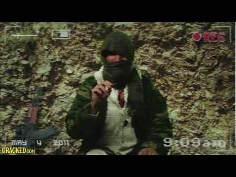 Cracked Classic: Worst Terrorist Ever