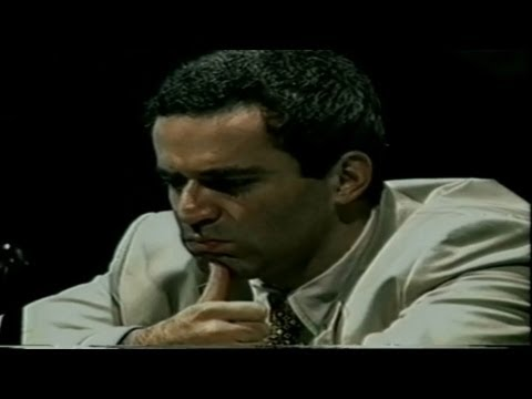 Vladimir Kramnik vs Garry Kasparov 1994