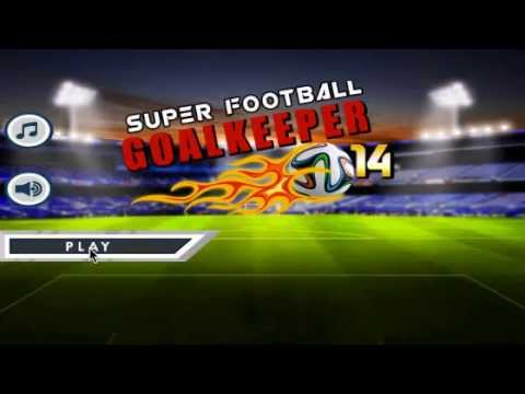 Video of Super Football Goalkeeper-Star