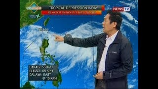 Video BP: Weather update as of 4:10 p.m. (July 18, 2018) MP3, 3GP, MP4, WEBM, AVI, FLV Oktober 2018