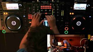 Jaymo & Andy George - Live @ DJsounds Show 2010 (Part 2)