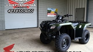 10. 2016 FourTrax Rancher ES 4x4 ATV For Sale - TN / GA / AL area : Honda of Chattanooga