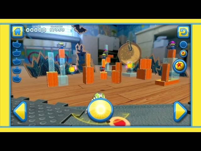 Toy Story: Smash It! Trailer for Android