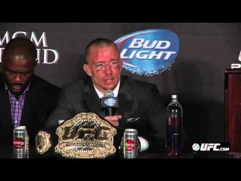 UFC 167: Post-Fight Presser Highlights
