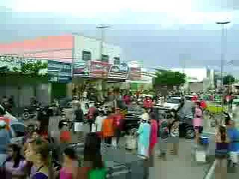 Pressão Total na Vaquejada de Afonso Bezerra