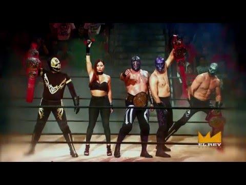Lucha Underground Season 1 Sizzle Reel | El Rey network