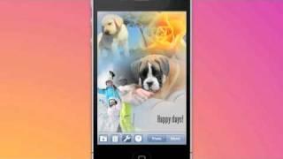 PhotoTangler Collage Maker LT YouTube video