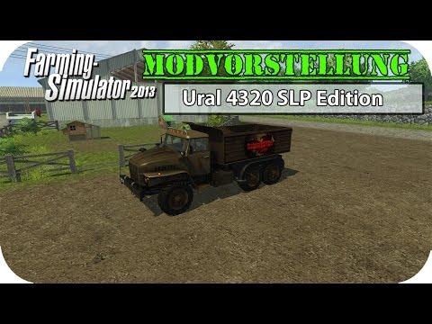 Ural 4320 SLP Edition