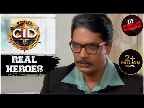 Dr. Salunkhe Is Kidnapped? - Part 1 | C.I.D | सीआईडी | Real Heroes