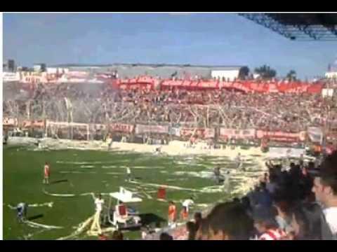 Gran recibimiento Tatengue en el clásico!!! / Santa Fe es de Unión! - La Barra de la Bomba - Unión de Santa Fe - Argentina - América del Sur