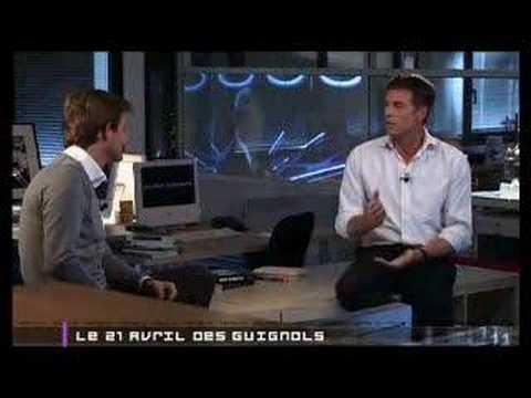 21 avril 2002: lorsque les Guignols donnèrent Le Pen au 2nd tour pour tenter d'invalider le résultat...