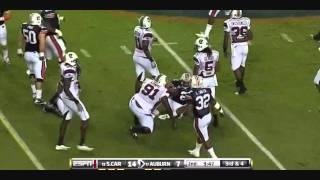 Devin Taylor vs Kentucky & Auburn (2010)