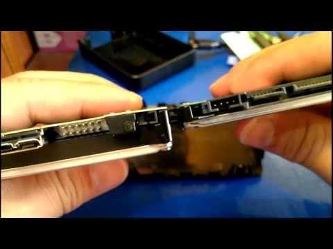 Western Digital MyPassport 2TB USB 3.0 HDD Disassembly