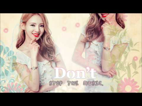 Hyoyeon - Don't Stop The Music (Studio Concert Ver.) W/ Download Link Mp3