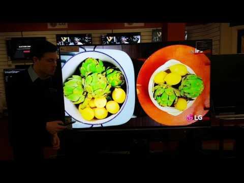 Видео Телевизор LED LG 58UH635V