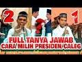 Download Lagu Terbaru Tanya Jawab Full Cara Memilih Pilpres & Caleg Oleh Ustadz Abdul Somad Lc.MA Mp3 Free