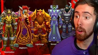 Video Asmongold Reacts To The HARDEST Quest In Classic WOW MP3, 3GP, MP4, WEBM, AVI, FLV Mei 2019