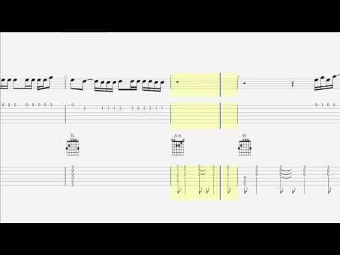 Guitar Duet - tab - All of Me - John Legend - Slow version 3gp ...