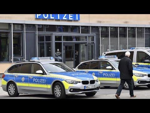 Gelsenkirchen: Polizei erschießt Angreifer auf eine Wache