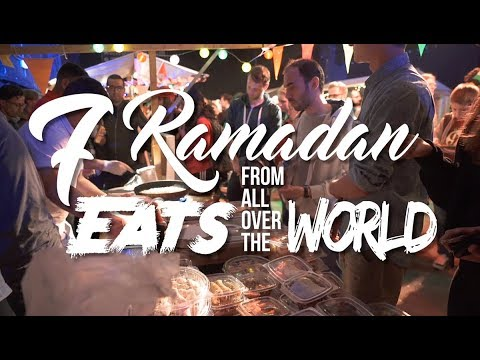 7 Ramadan Eats from all over the World