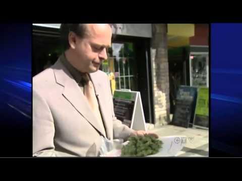 CTV News: Prince of Pot Makes Radio Address