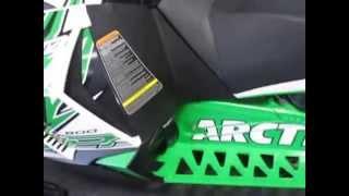 3. 2013 Arctic Cat F800 Sno Pro RR   US700 027