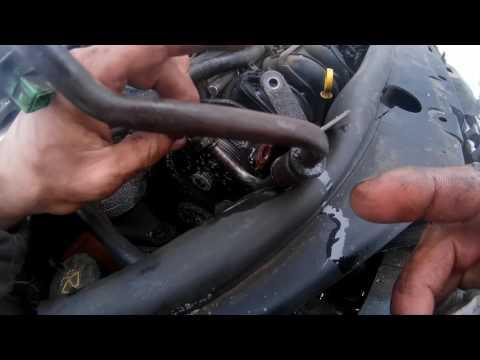 Замена штуцера гур форд мондео 3