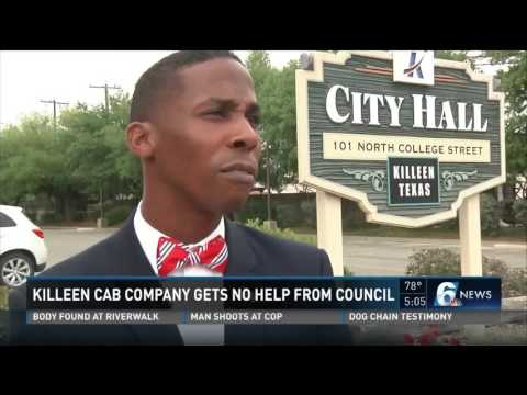 Killeen cab company gets no help from council