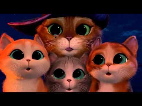 Кот в сапогах Три Чертенка (видео)