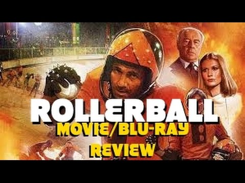 ROLLERBALL (1975) - Movie/Arrow Blu-ray Review