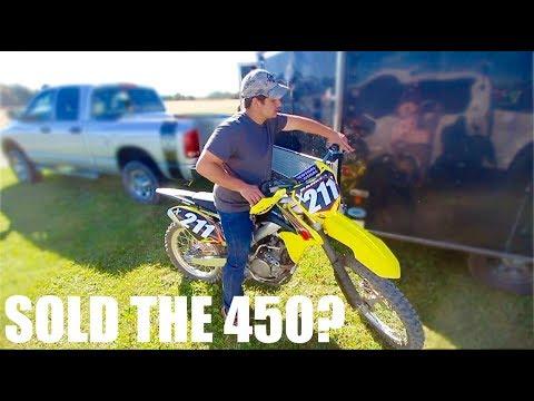 HE BOUGHT A 250 DIRT BIKE? (видео)
