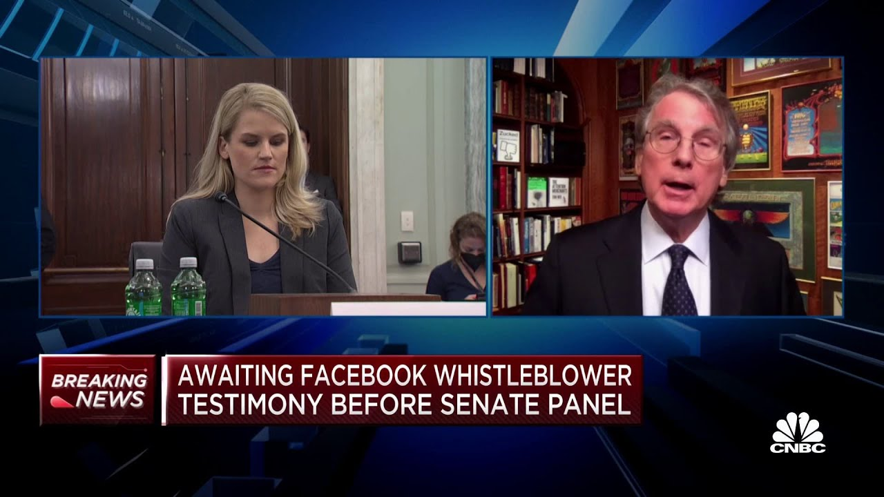 Early Investor Roger McNamee on Facebook: The problem here is the things they do that are legal
