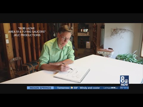 I-Team: A look back at 1989 Bob Lazar interview; it started new UFO conversations