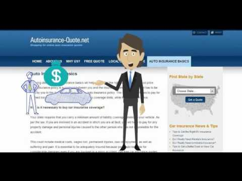 Auto Insurance Basics – Video Guide