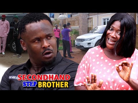 Second Hand Step Brother Season 3 & 4 - ( Mercy Johnson / Zubby Michael ) 2019 Latest Nigerian Movie