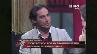 Ricardo González en Mentiras Verdaderas (TV Chile / 2013)