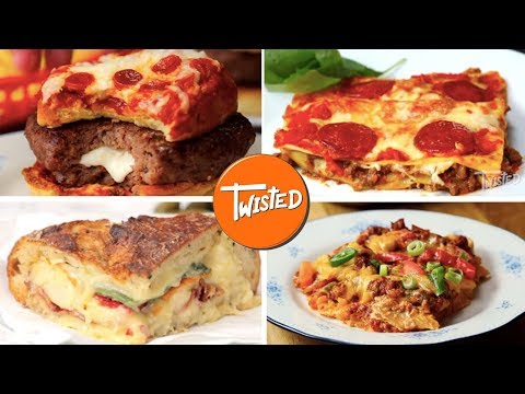8 Dinners You Can Make Tonight | Easy Weeknight Dinner Ideas | Twisted