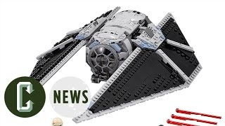 Star Wars: Rogue One LEGO Sets Revealed   Collider News by Collider