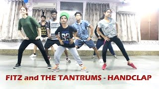 Fitz and the Tantrums - HandClap  (Choreography - RICKY NAIR) Beginners Level Video