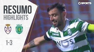 Video Highlights | Resumo: Feirense 1-3 Sporting (Liga 18/19 #21) MP3, 3GP, MP4, WEBM, AVI, FLV Februari 2019